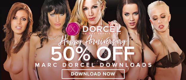 50% auf Marc Dorcel