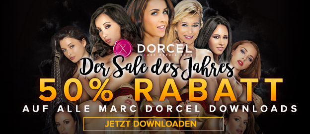 Marc Dorcel: 50% auf ALLE Downloads