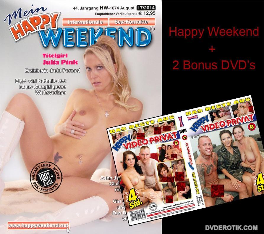 happyweekend pornodarsteller agentur