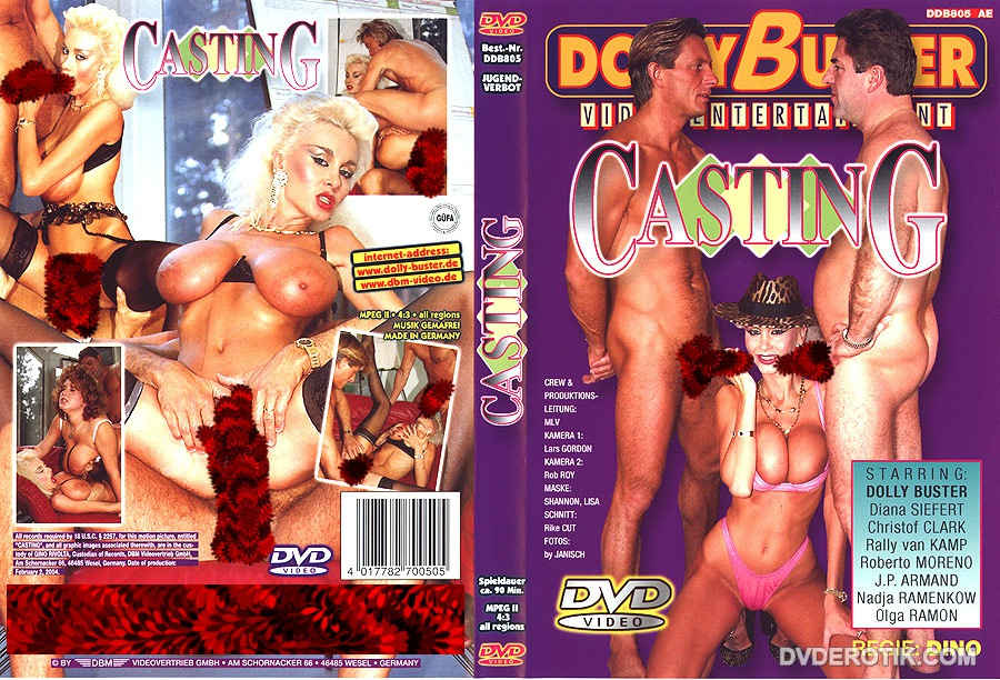 Dolly buster casting