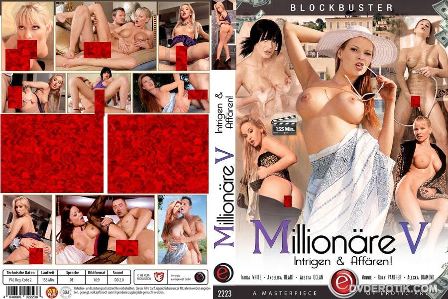 Erotic Planet: Millionäre V: Intrigen & Affären!