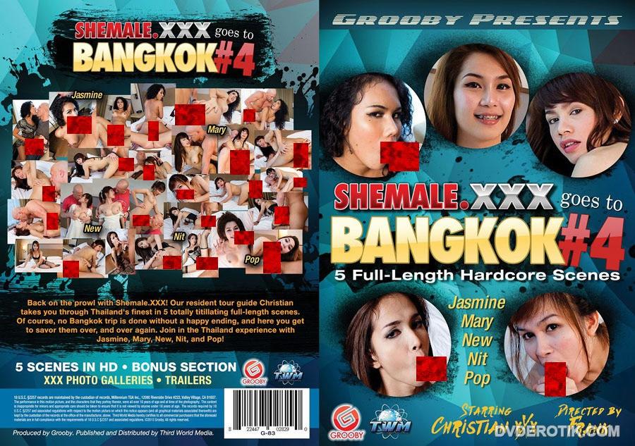 Trannys aus Bangkok DVD
