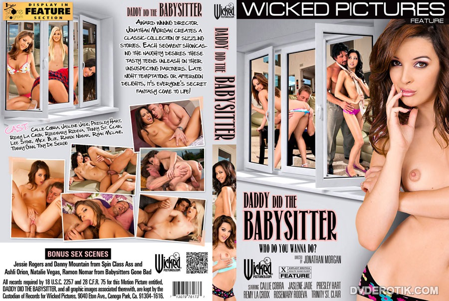 daddy and babysitter porn The babysitter goes to find the dad at work as she needs to speak to him but  instead of speaking they do a lot of fucking  PornDig.com : Porn Tube Video HD .