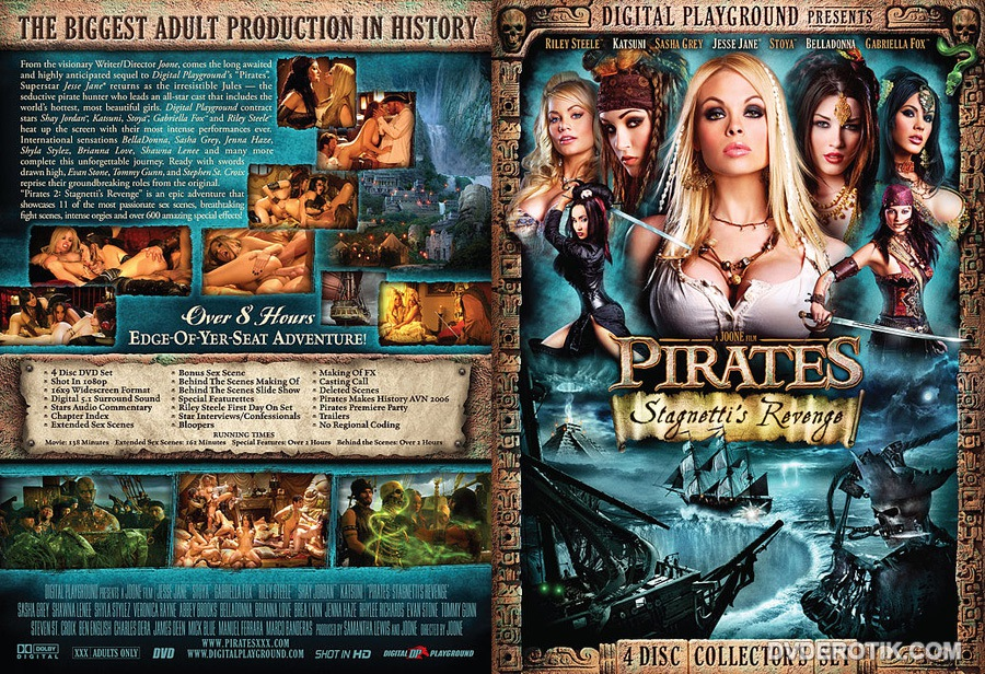 Dvd pirates 2 adult