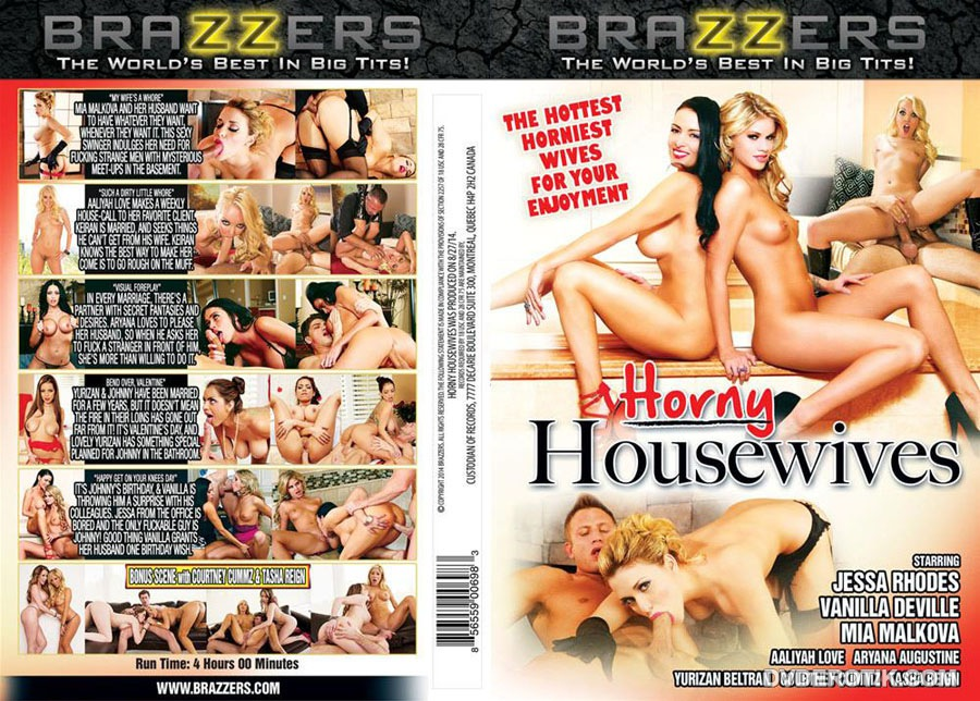 [Brazzers] Horny Housewives
