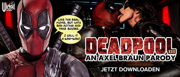 Deadpool XXX - Axel Braun - Wicked