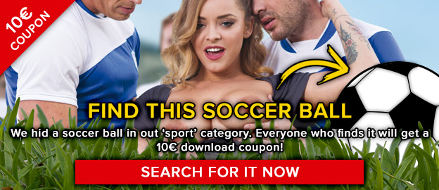 Fußballsuche: 10€ Gutschein