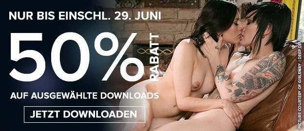 Download Deal: 50% Rabatt auf ausgewählte Filme